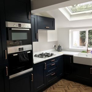 Custom Kitchen Design and Flooring, London